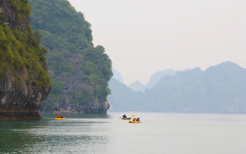 Ha long bay 1 day with Incredible Cruise, Tours, Cozy Vietnam Travel