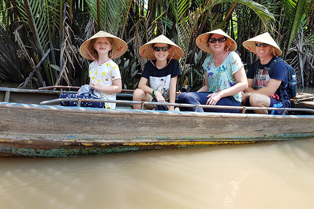 Cai Be Floating Market, Cozy Vietnam Travel, Vietnam Tours