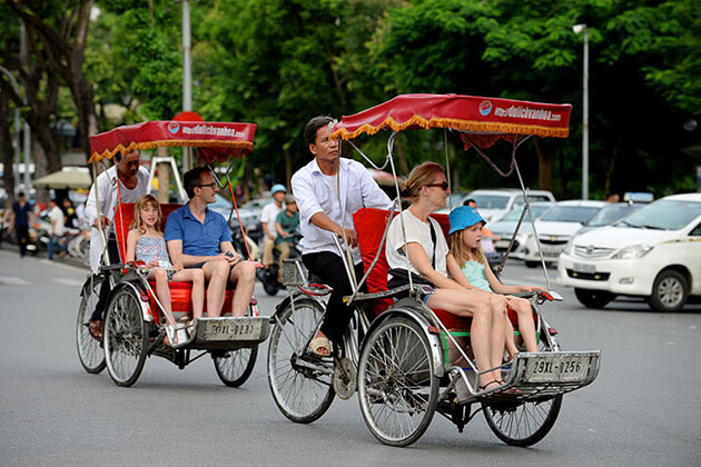 Hanoi Cyclo Tours, Hanoi City Tours, Cozy Vietnam Travel