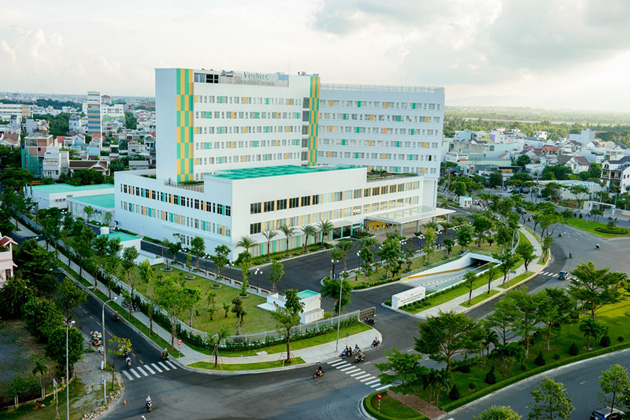 Vinmec International General Hospital in Hanoi, Cozy Vietnam Travel