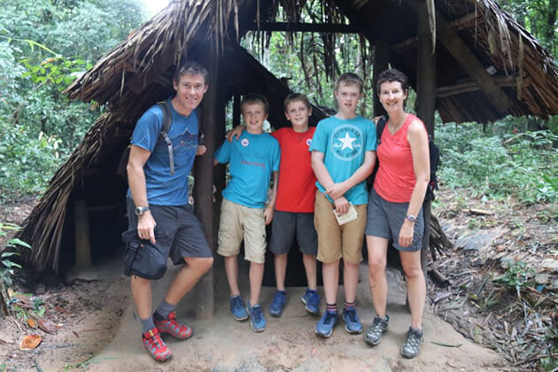 Cu Chi Tunnels, Cu Chi Tours, Cozy Vietnam Travel
