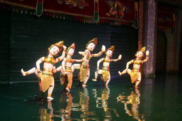 Water Puppet Show, Hanoi City Tours, Cozy Vietnam Travel, Vietnam Tours
