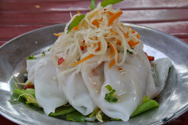 White Radish Cake, Foods, Ca Mau, Vietnam Cozy Travel