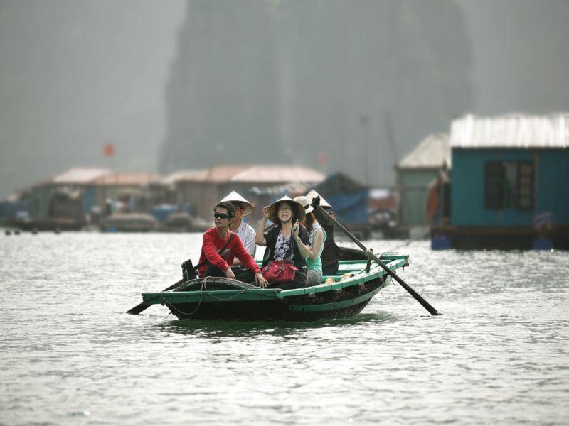 Ha long bay 1 day 6 hours, Cozy vietnam travel