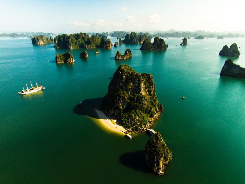 Ha long bay 1 day 6 hours, Tours, Cozy Vietnam Travel