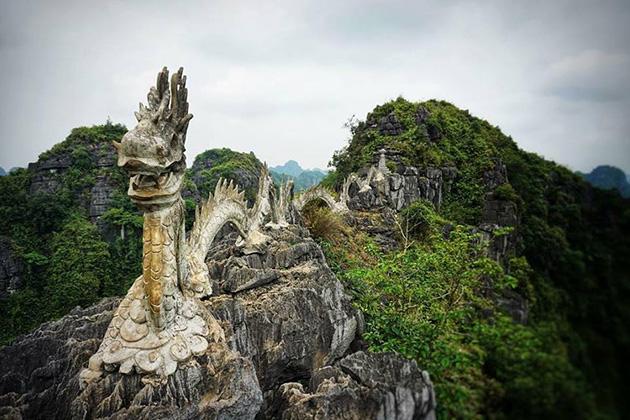 Mua Cave in Ninh Binh, Cozy Vietnam Travel