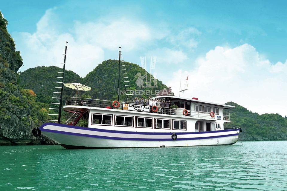 Ha long bay 1 day, Tour, Ha long bay 1 day, Cozy Vietnam Travel