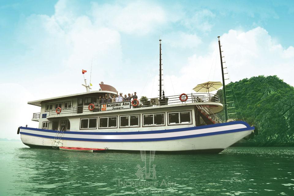 Ha long bay 1 day, Tours, Ha long bay 1 day, Cozy Vietnam Travel