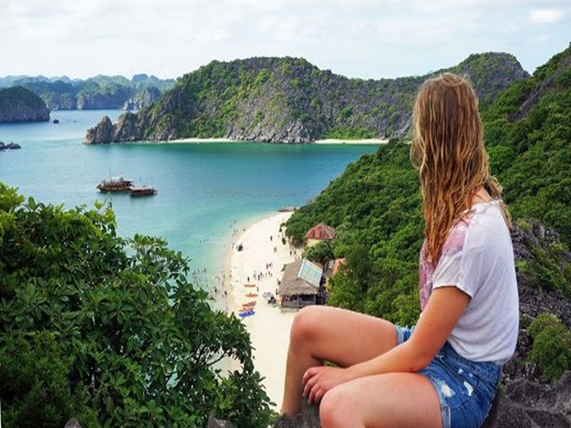 Ha long bay 1 day 6 Hour, Cozy Vietnam Travel