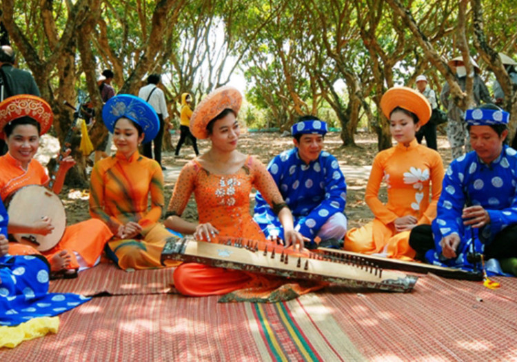 Don Ca Tai Tu in Mekong Delta, Cozy Vietnam Travel
