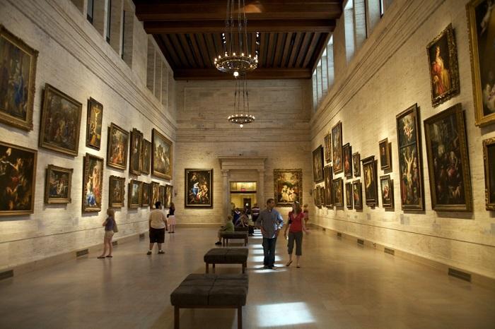 vietnam fine arts museum, cozy vietnam travel