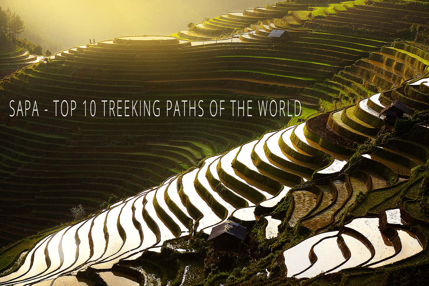 SAPA BEST TREKKING PATH OF THE WORLD