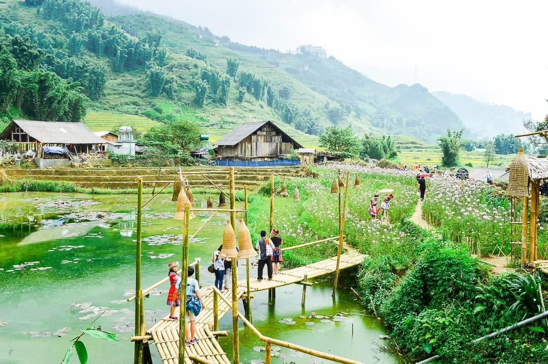 Cat-Cat-Village-Sapa-Tour, Cozy Vietnam Travel