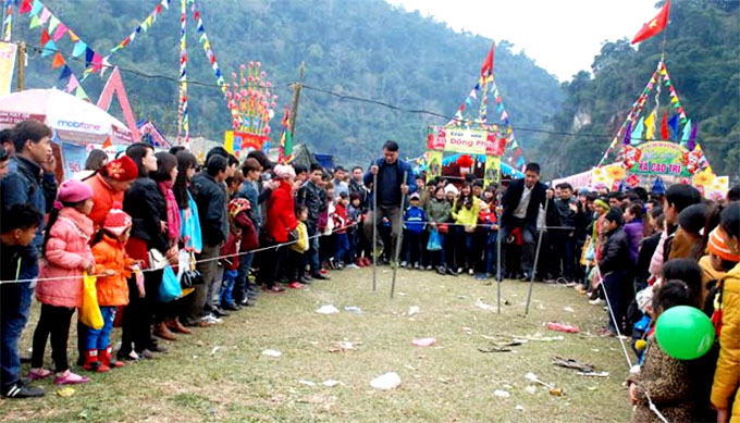Long Tong Festival, Cozy Vietnam Travel