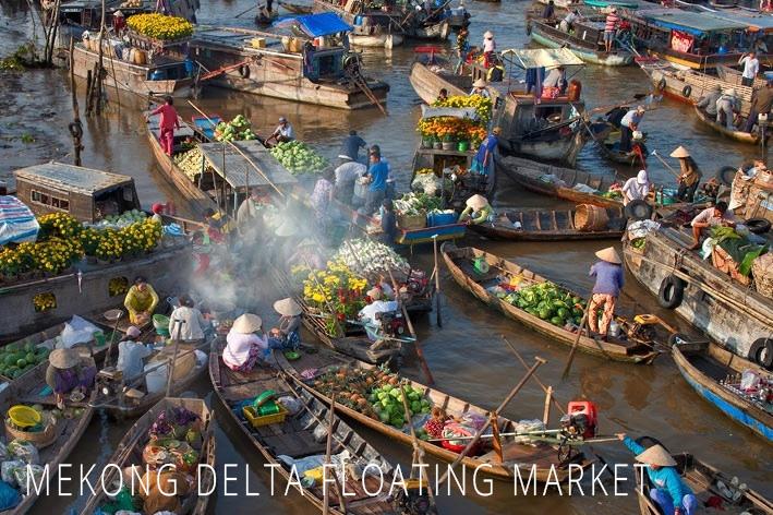 MEKONG DELTA TOURS VIETNAM