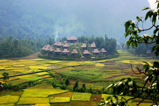 Mai-Chau-Valley -Cozy -Vietnam -Travel