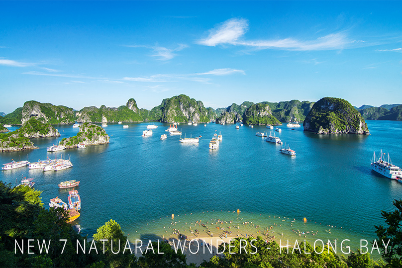 NATURAL WONDERS HALONG BAY