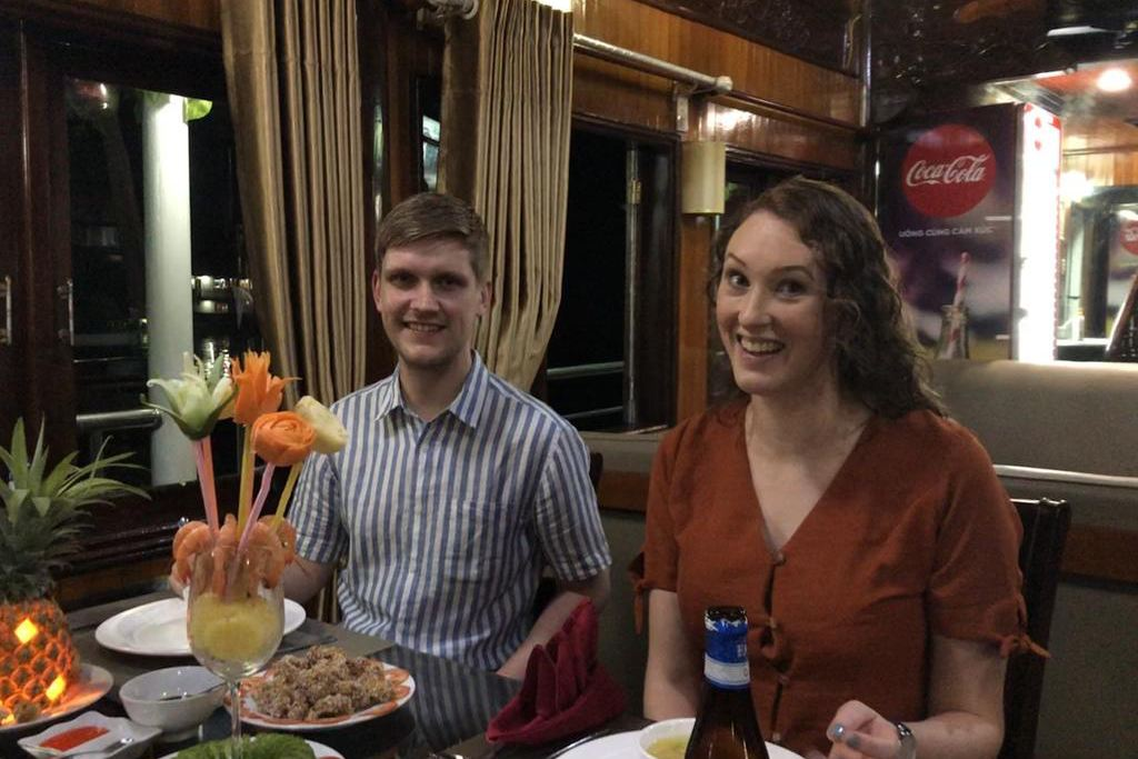 cozy bay cruise, Cozy Vietnam Travel