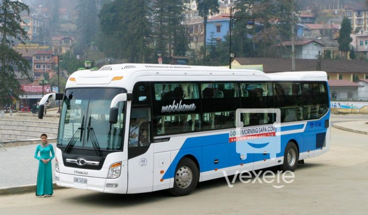 Good Morning Sapa Bus, Cozy Vietnam Travel