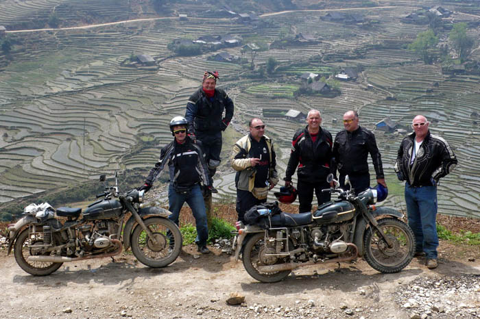 Sapa Motorcycle, Cozy Vietnam Travel