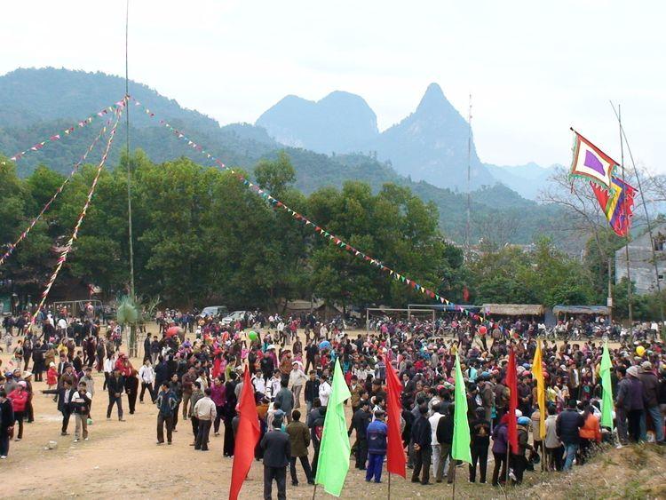 Nao Cong Festival, Cozy Vietnam Travel