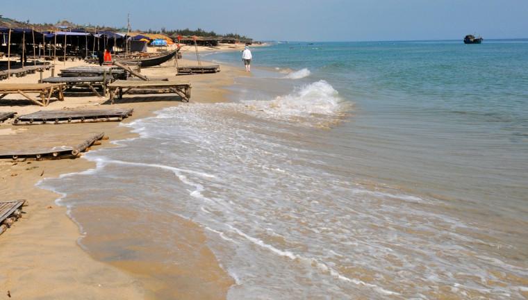 Thuan An Beach, Cozy Vietnam Travel