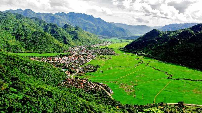 Mai Chau Hoa Binh, Cozy Vietnam Travel
