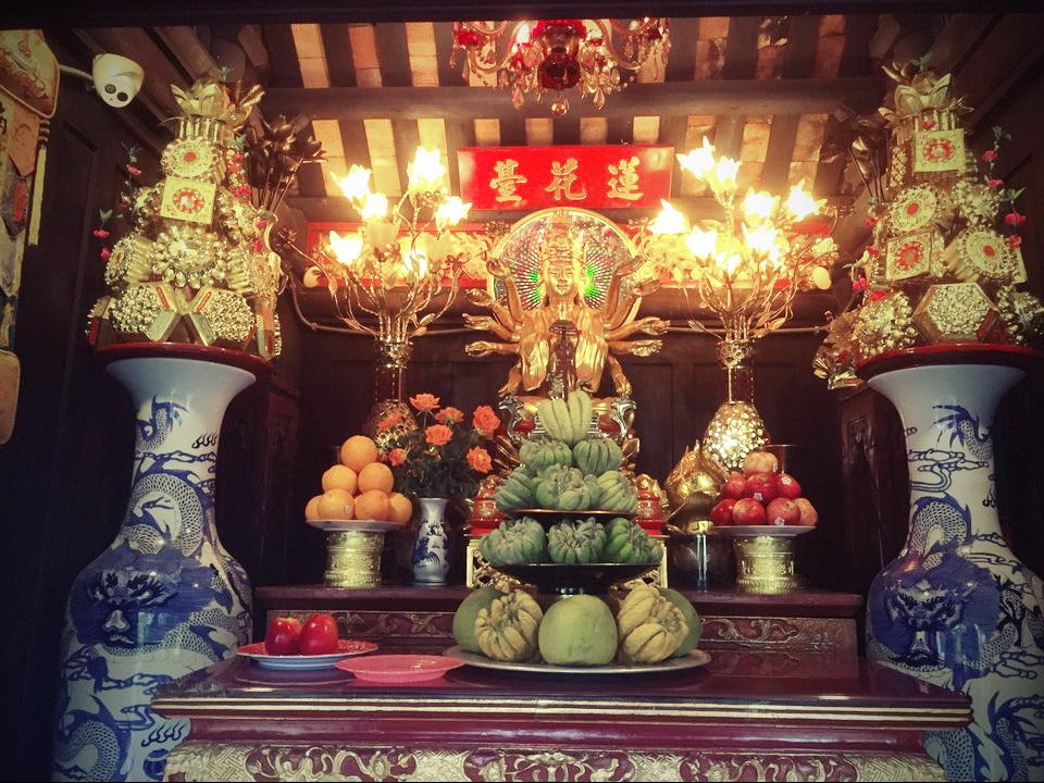 1 Pillar Pagoda