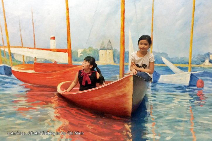 Artinus 3D Art Museum Sai Gon