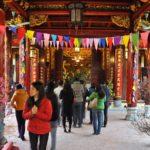 Bach Ma Temple Hanoi