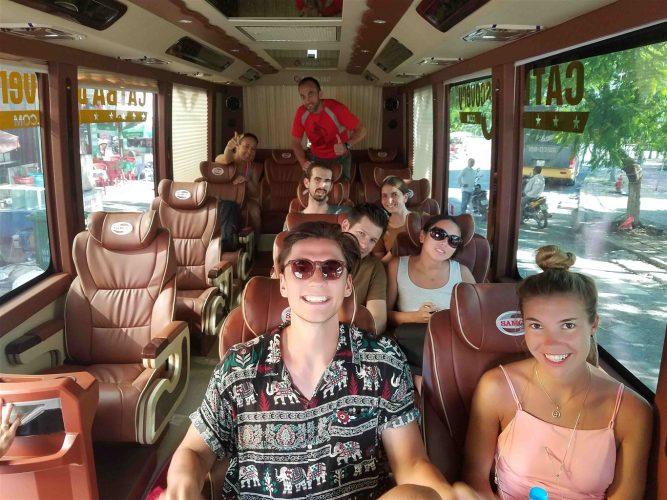 Cat Ba to Ninh Binh Luxury Limousine