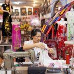 Hang Gai Street (Silk Street)