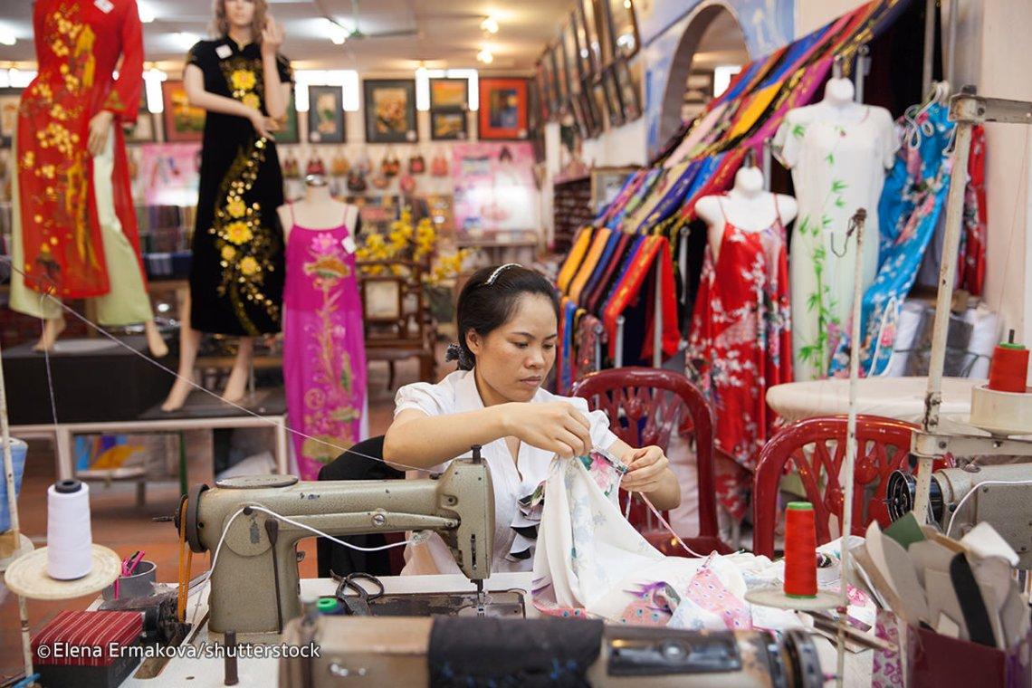 Hang Gai Silk street