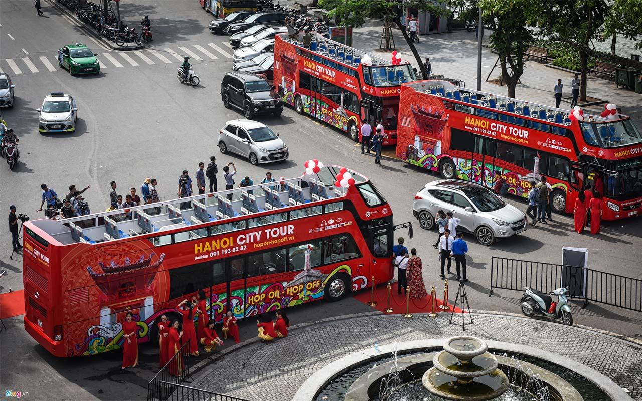 Hanoi City Bus