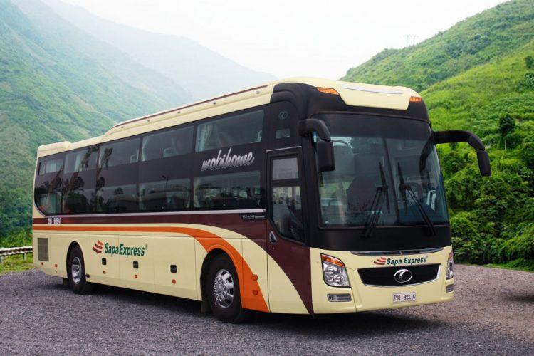 Hanoi to Sapa Express