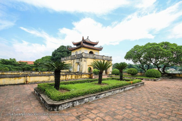 Imperial Citadel of Thang Long Hanoi