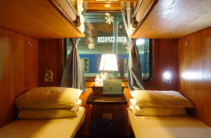 King Express-4 bed cabin