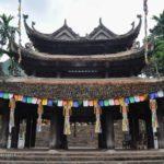 The Perfume Pagoda near Hanoi
