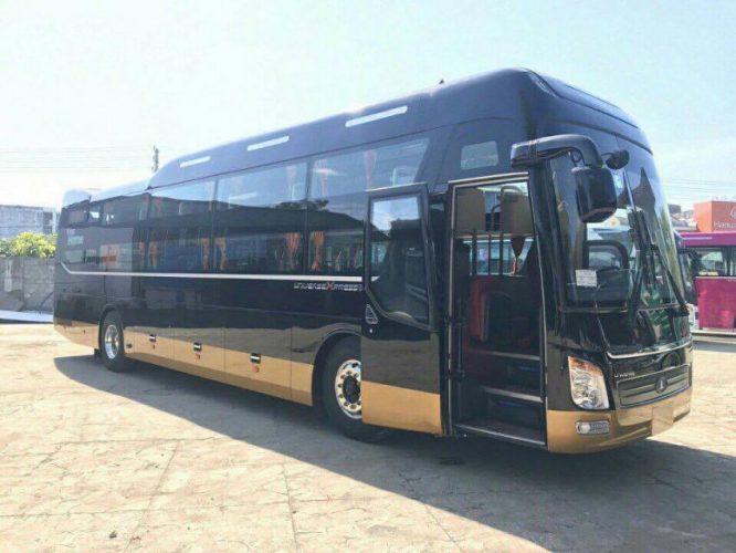 Sapa to Cat Ba island bus