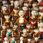 Water Puppet Theatre in Hanoi