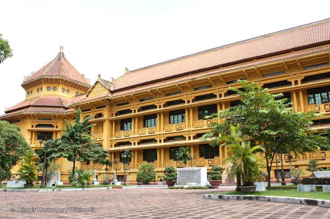 National Museum of Vietnam History