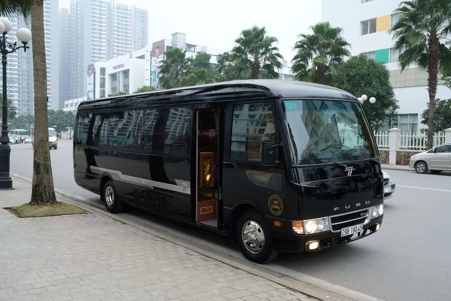 hanoi to pu uong bus, pu luong bus to hanoi