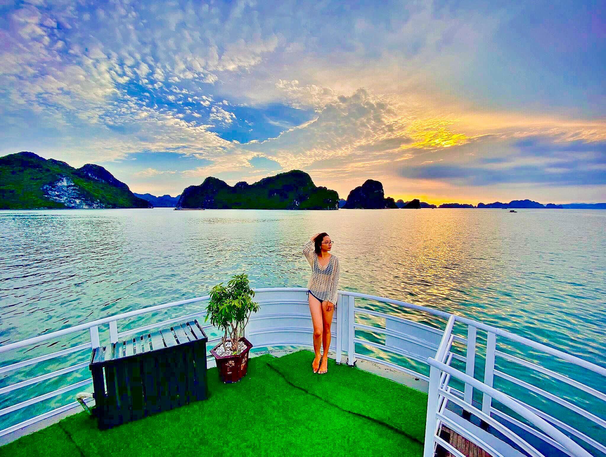 Du lịch Hạ Long 2 ngày 1 đêm ngủ khách sạn 3*