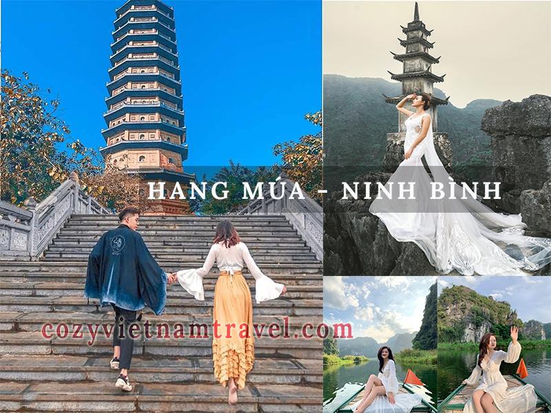 Tour Hang múa Ninh Bình 2020