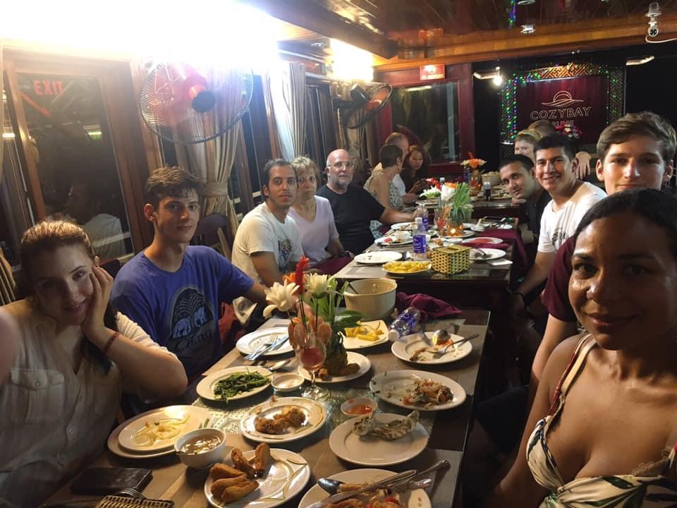 Cozy Vietnam Travel - Tour du lịch hạ long giá rẻ 2020 -119