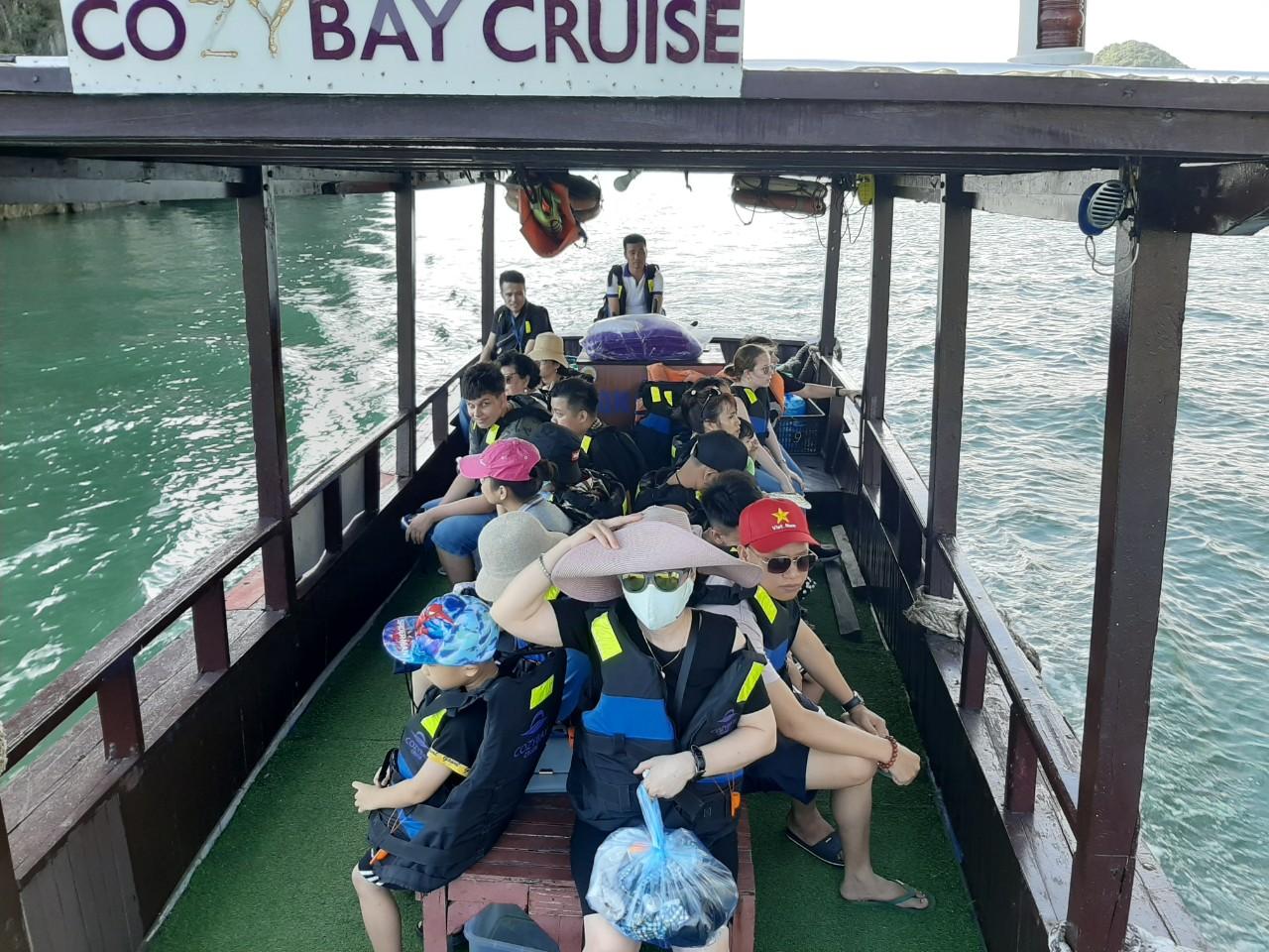Cozy Vietnam Travel - Tour du lịch hạ long giá rẻ 2020 -135