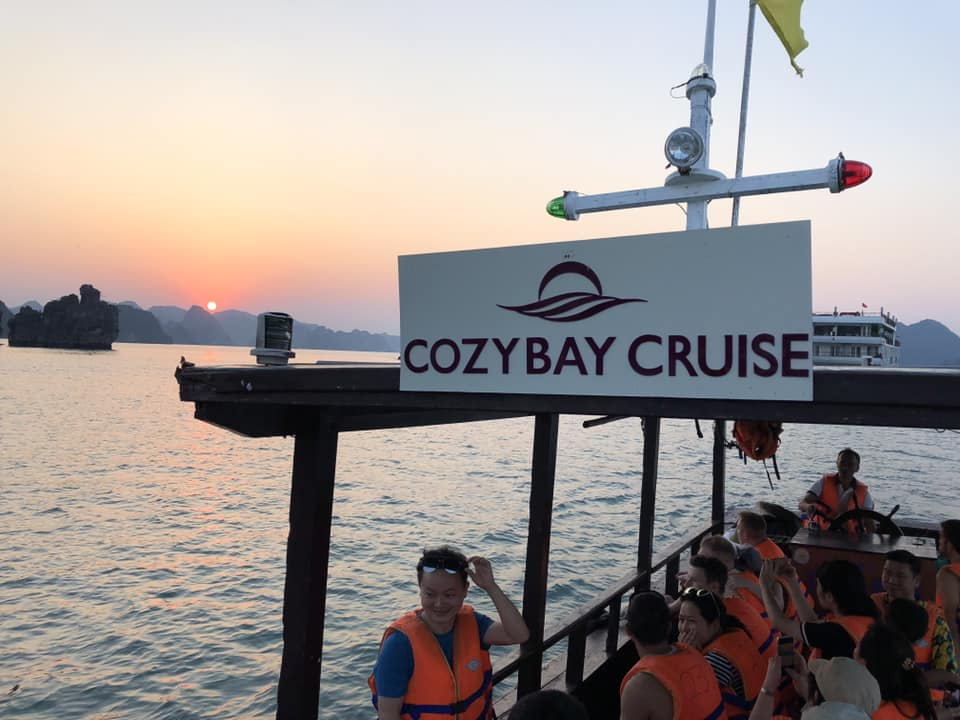 Cozy Vietnam Travel - Tour du lịch hạ long giá rẻ 2020 -15