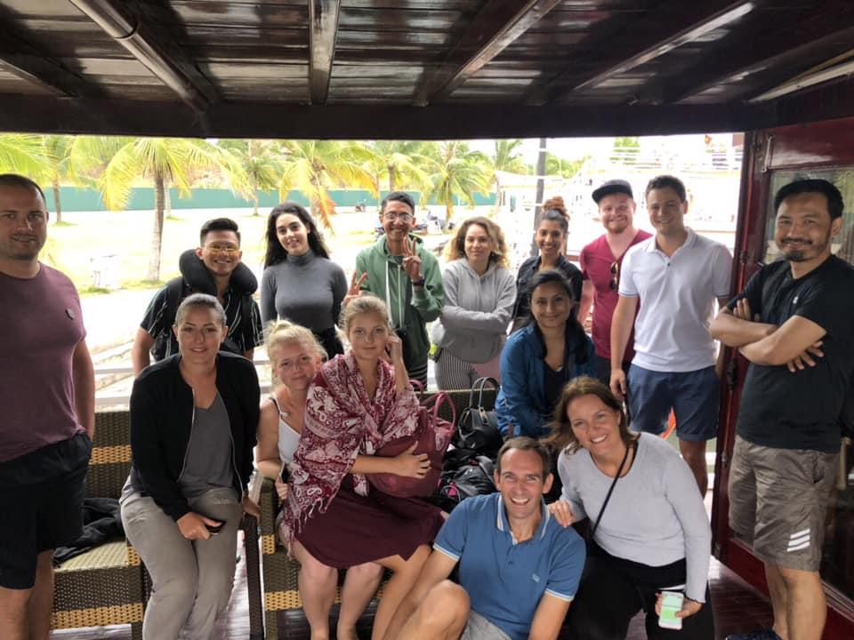Cozy Vietnam Travel - Tour du lịch hạ long giá rẻ 2020 -17