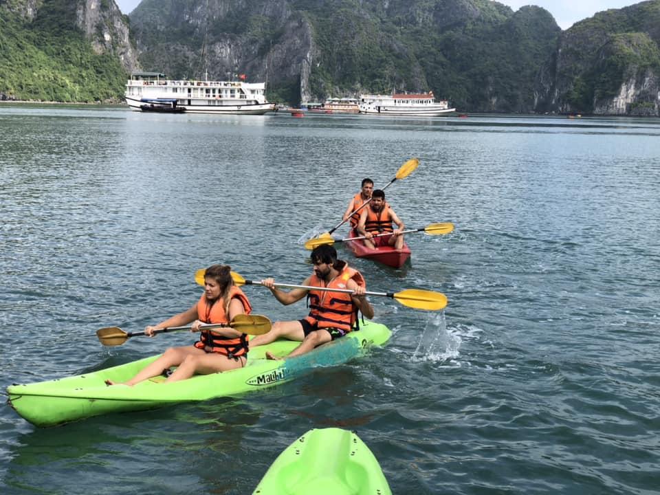Cozy Vietnam Travel - Tour du lịch hạ long giá rẻ 2020 -19